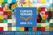 Cursos de Verano UNIA 2014. Campus SAnta María de la Rábida