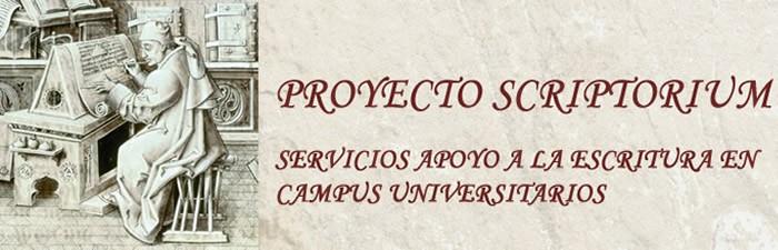 Scriptorium. Servicos de apoyo a la escritura en campus universitarios