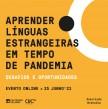 Conferência Aprender Línguas Estrangeiras em Tempos de Pandemia