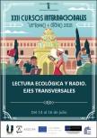 Lectura ecológica y Radio. Ejes Transversales