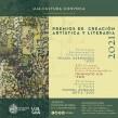 Convocatoria de la sexta edición de los Premios de Creación Artística y Literaria de la Universidad de Jaén