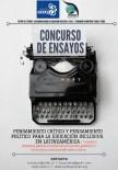 CONVOCATORIA CONCURSO DE ENSAYOS PENSAMIENTO CRÍTICO Y PENSAMIENTO POLÍTICO PARA LA EDUCACIÓN INCLUSIVA EN LATINOAMÉRICA