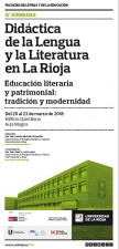 Educación literaria y patrimonial: tradición y modernidad